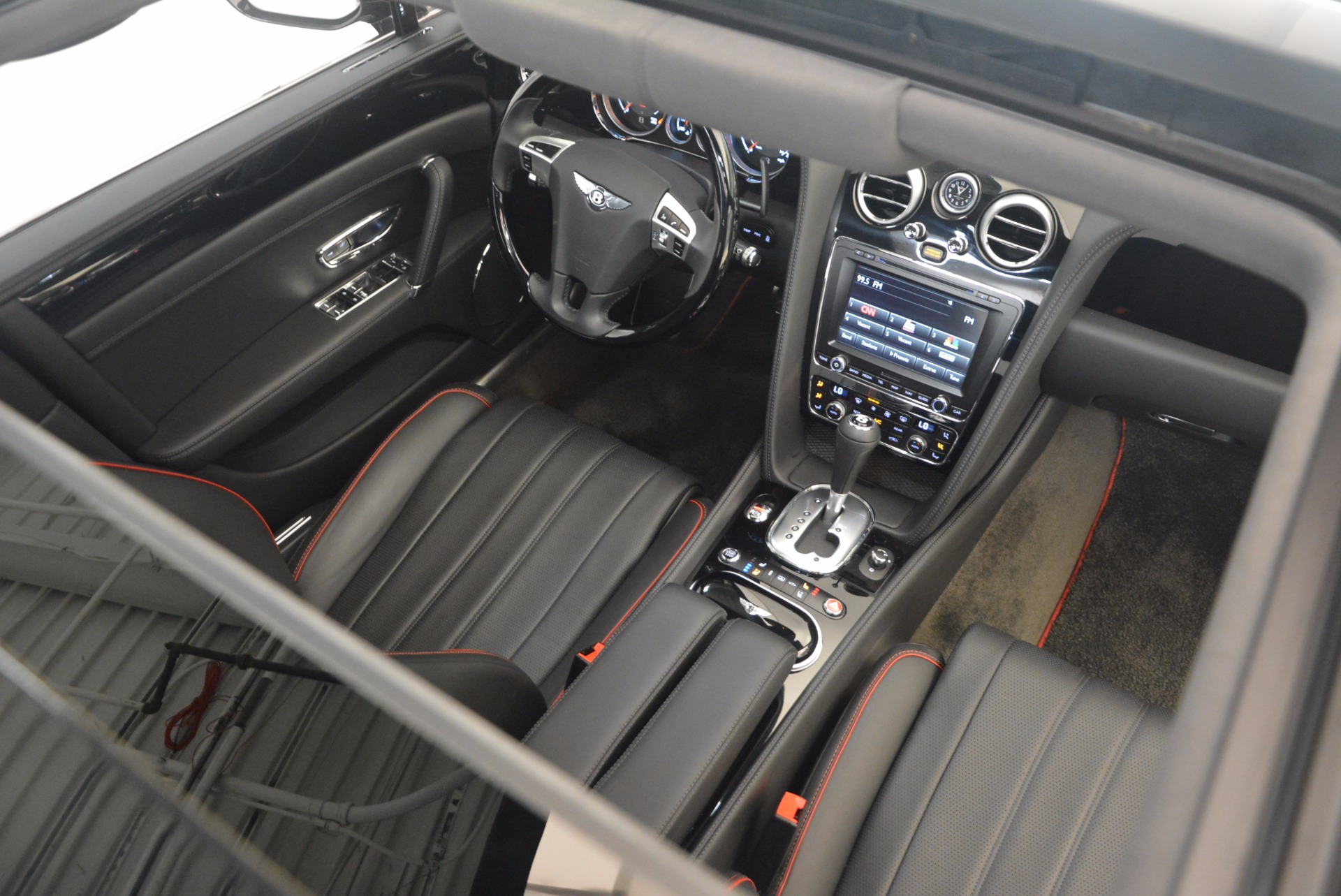 Used 2015 Bentley Flying Spur V8 For Sale In Westport, CT 1199_p47