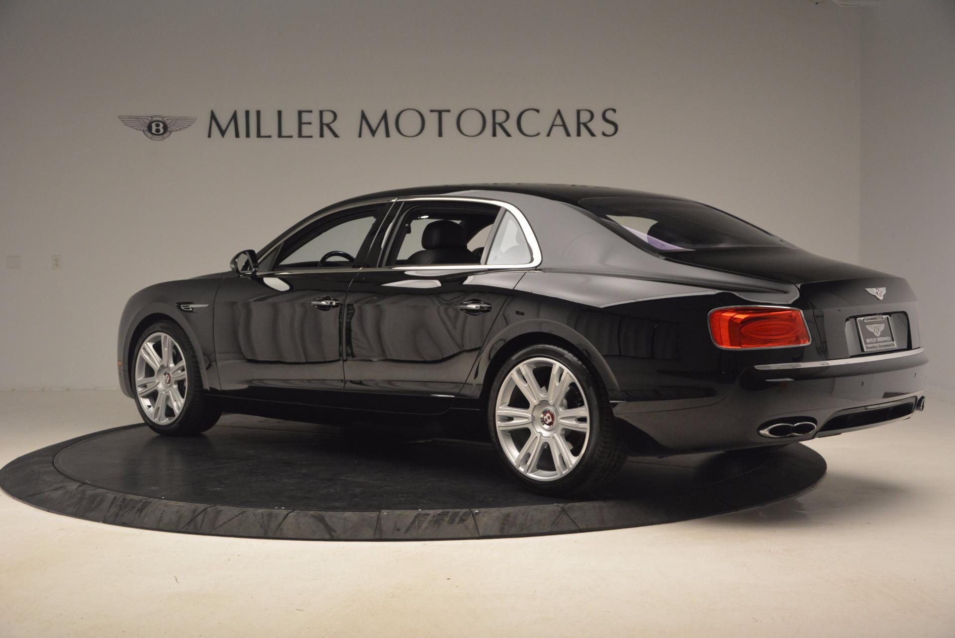 Used 2015 Bentley Flying Spur V8 For Sale In Westport, CT 1199_p4
