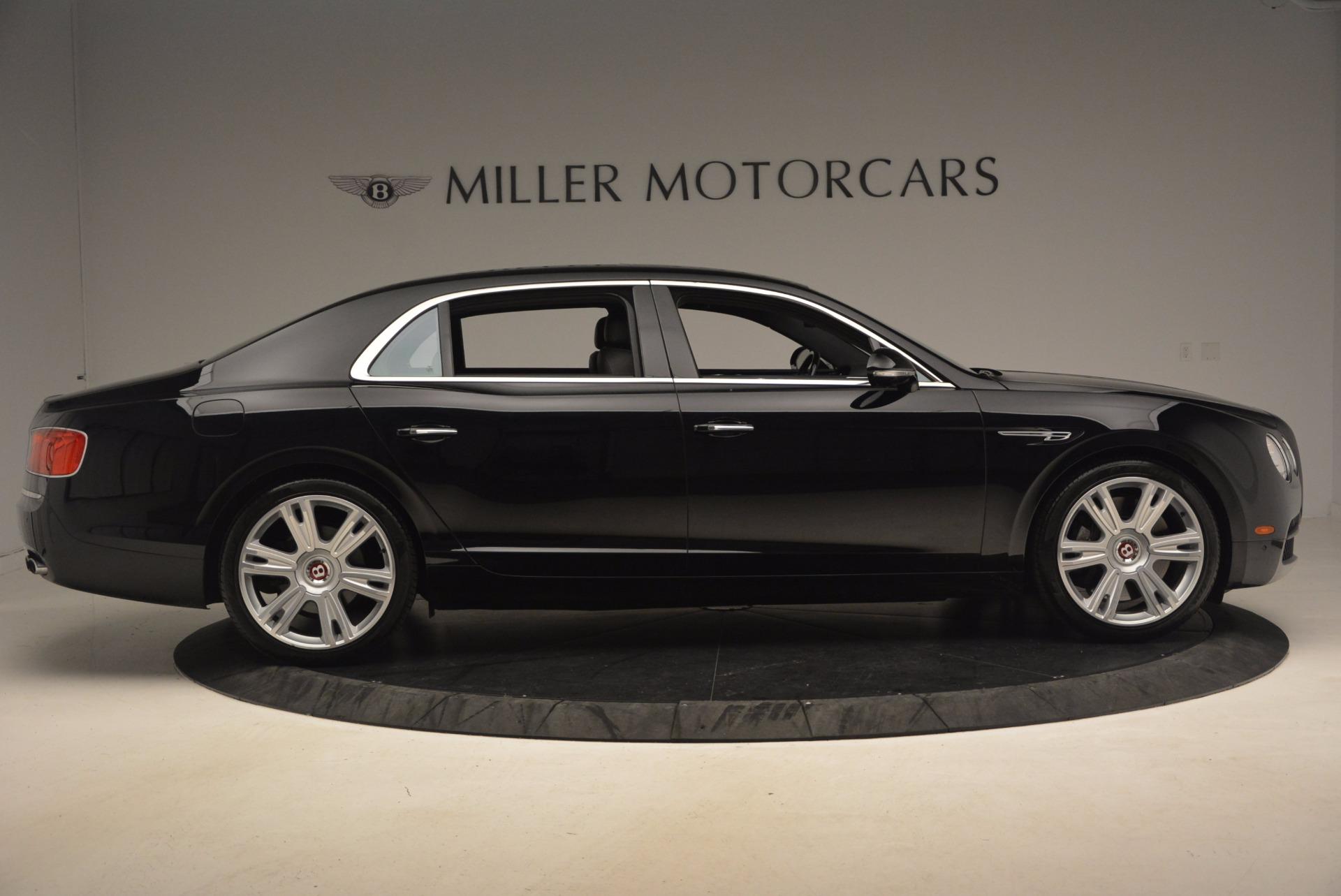 Used 2015 Bentley Flying Spur V8 For Sale In Westport, CT 1199_p9