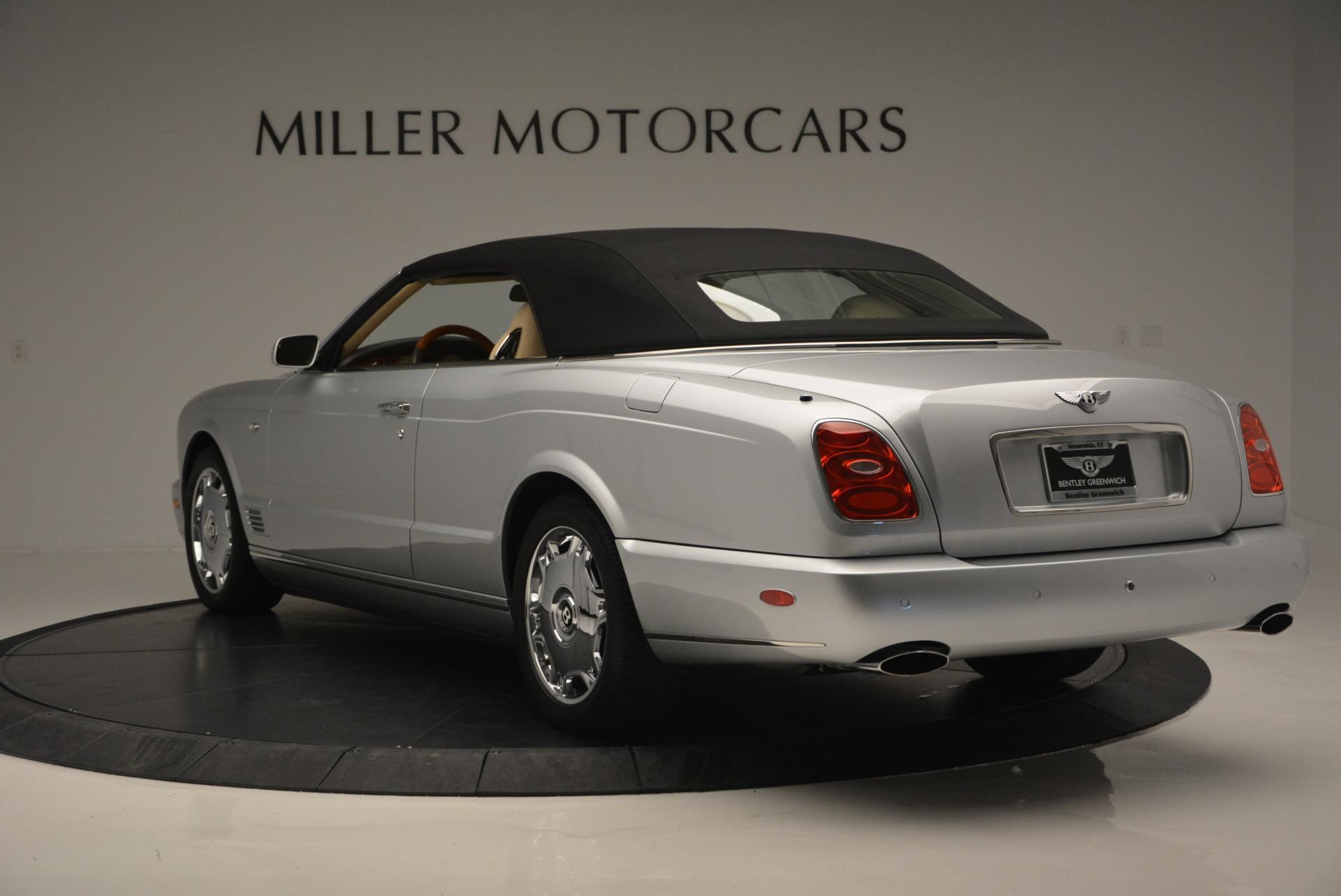 Used 2008 Bentley Azure  For Sale In Westport, CT 12_p21