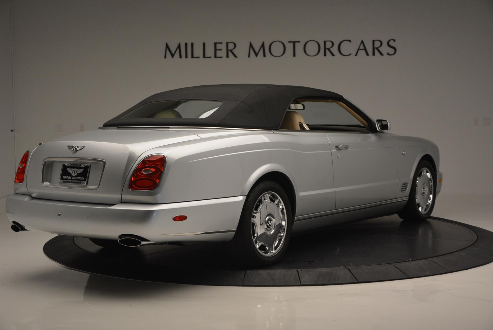 Used 2008 Bentley Azure  For Sale In Westport, CT 12_p24