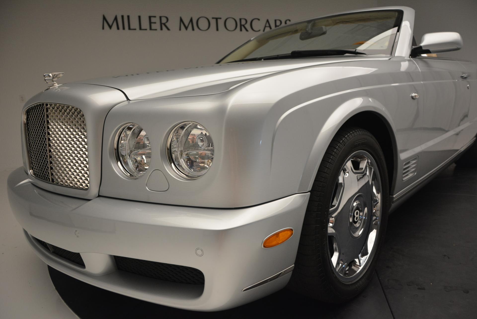 Used 2008 Bentley Azure  For Sale In Westport, CT 12_p33