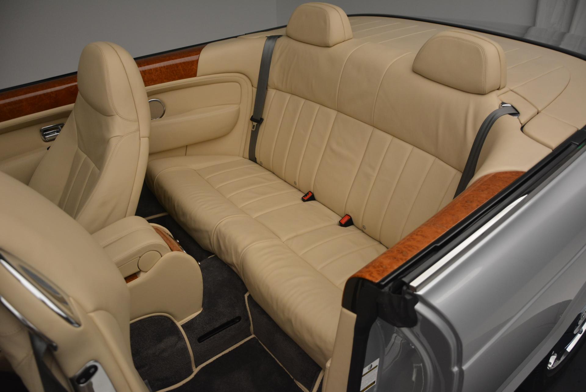 Used 2008 Bentley Azure  For Sale In Westport, CT 12_p40