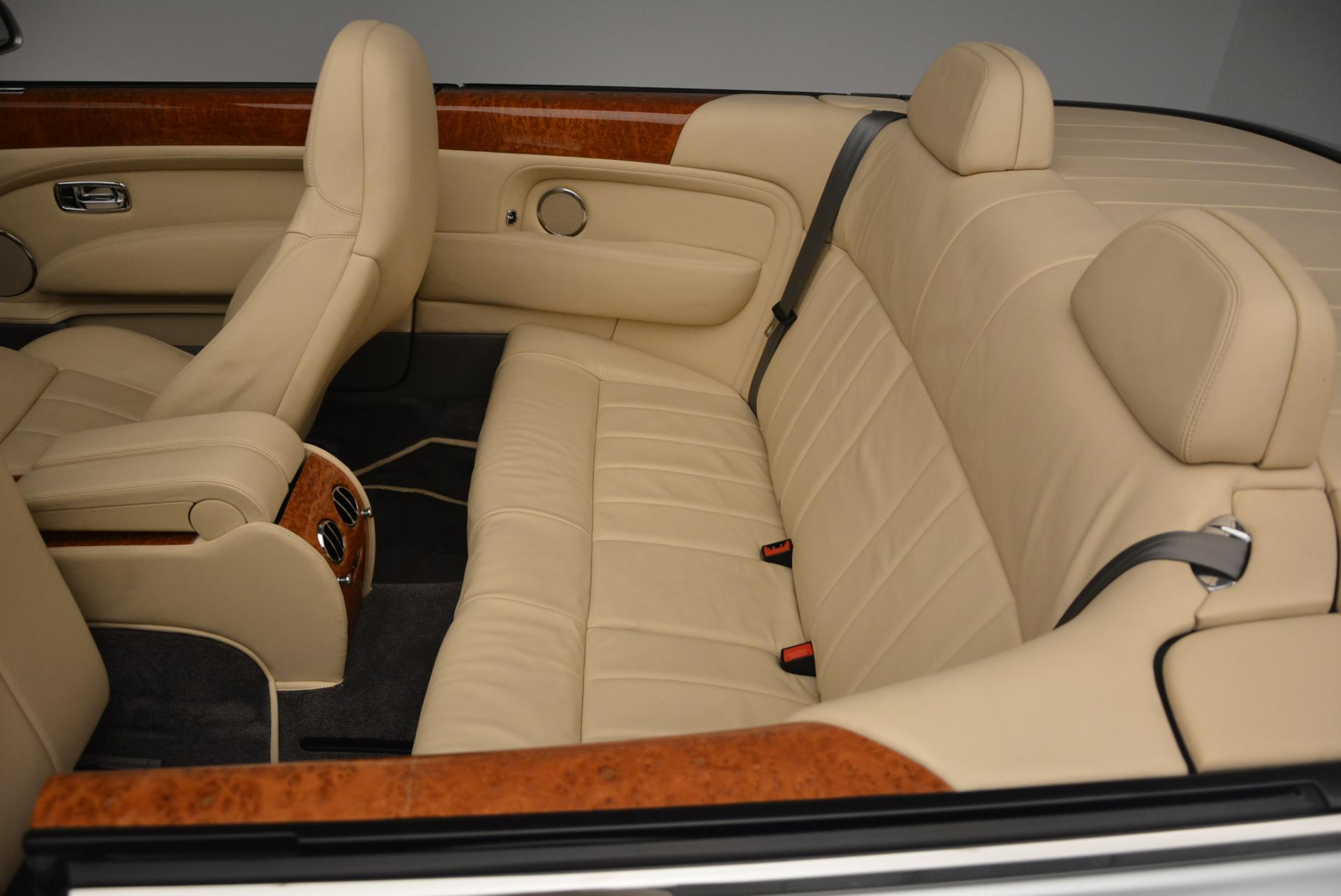 Used 2008 Bentley Azure  For Sale In Westport, CT 12_p41