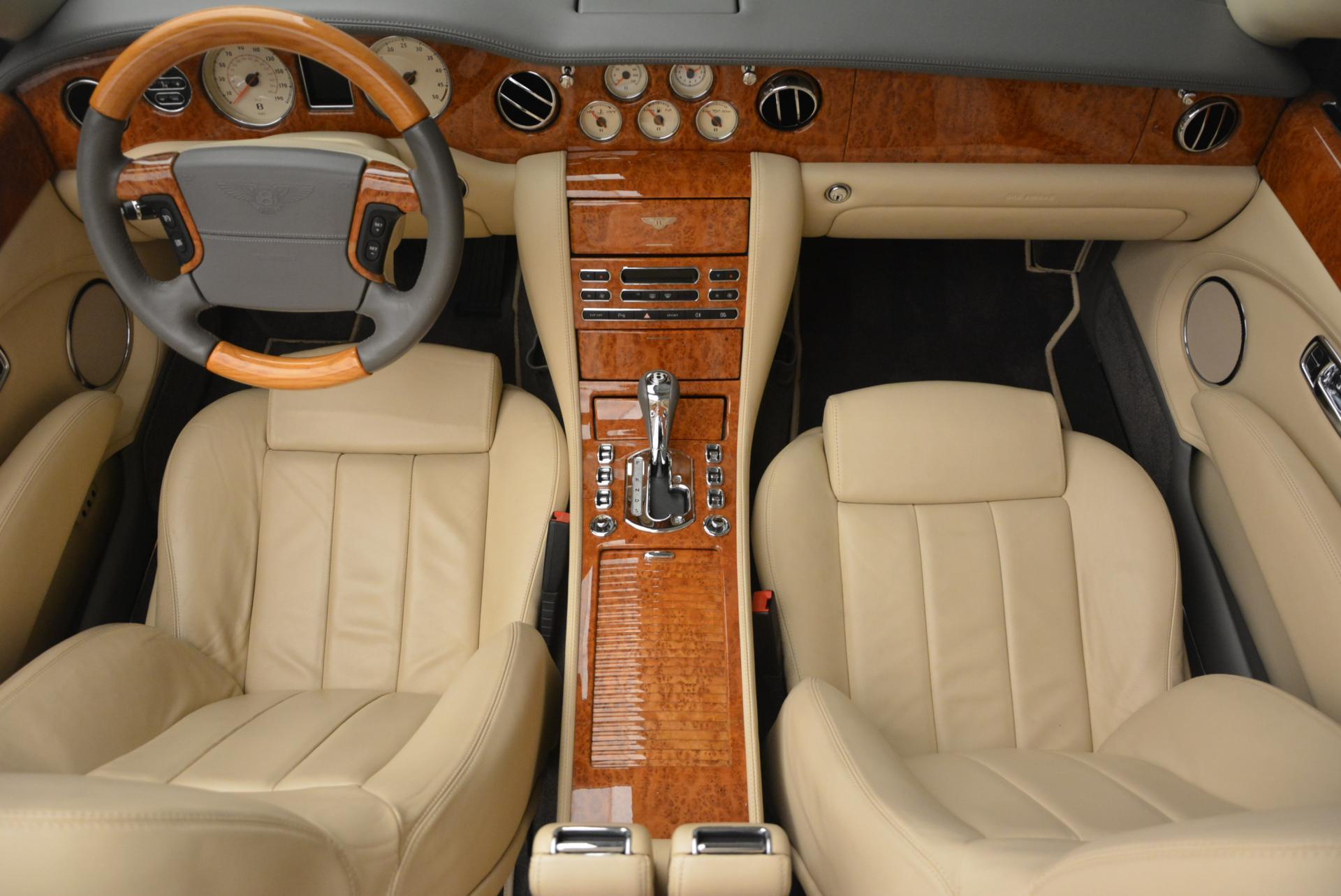 Used 2008 Bentley Azure  For Sale In Westport, CT 12_p42