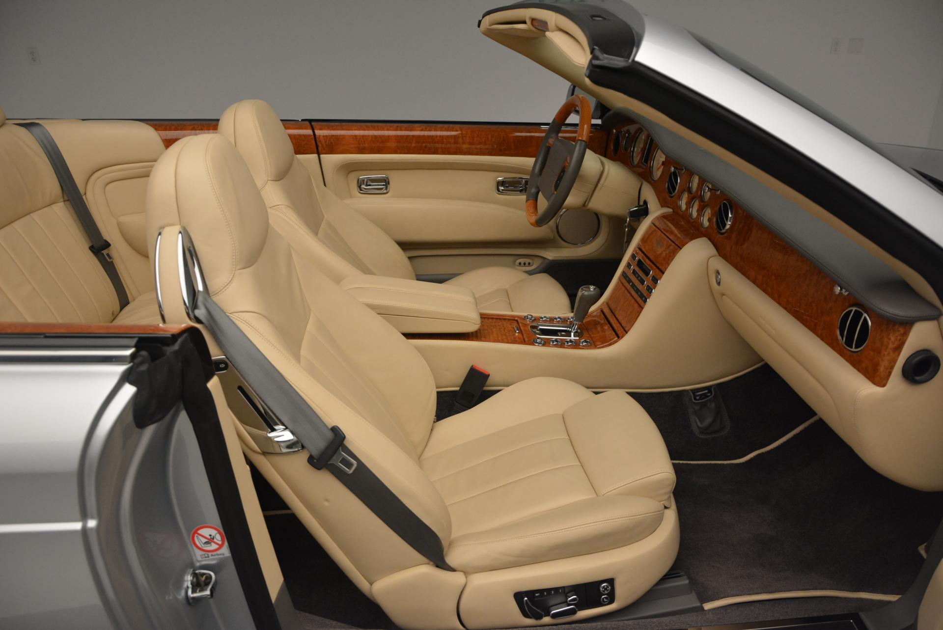 Used 2008 Bentley Azure  For Sale In Westport, CT 12_p51