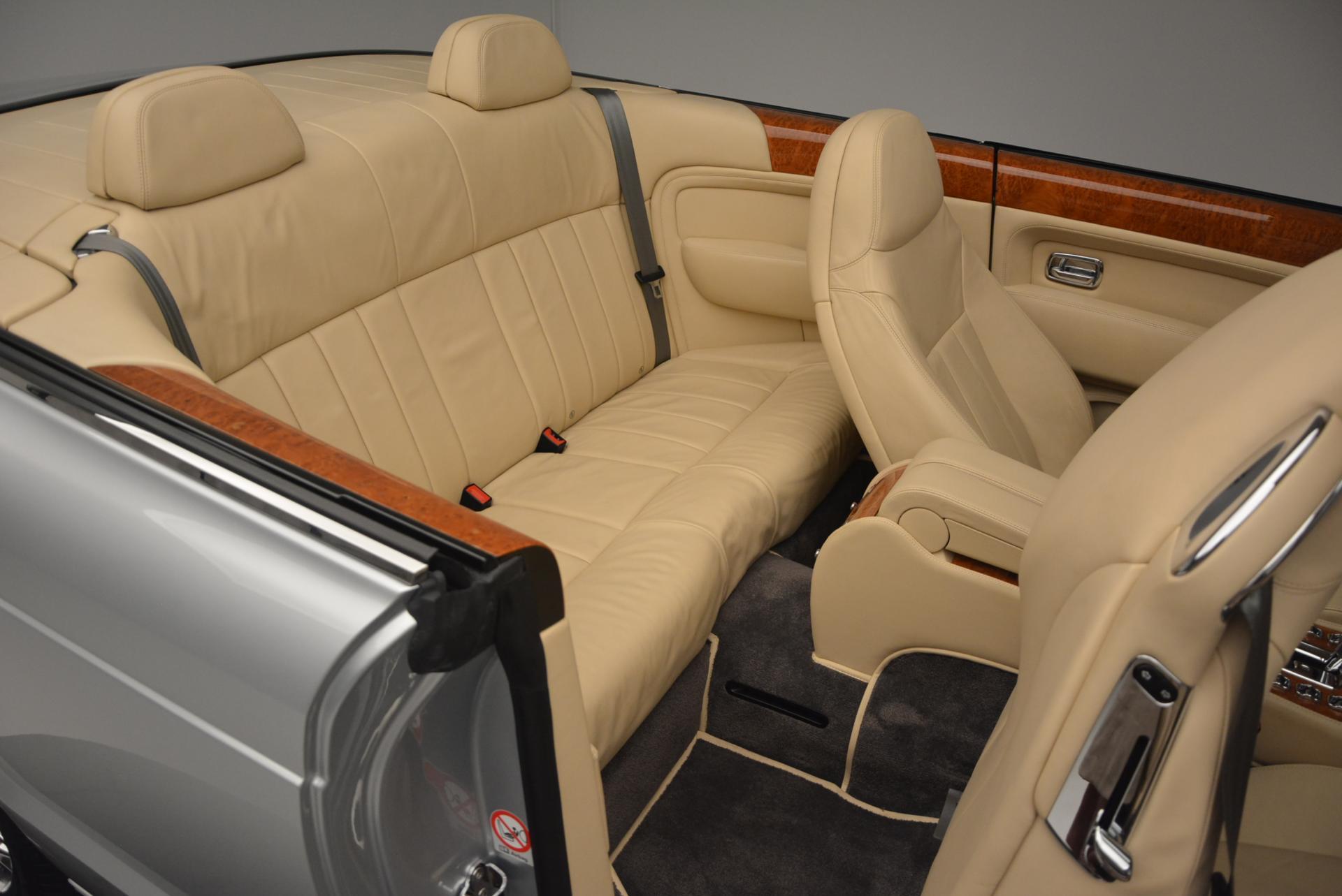 Used 2008 Bentley Azure  For Sale In Westport, CT 12_p53