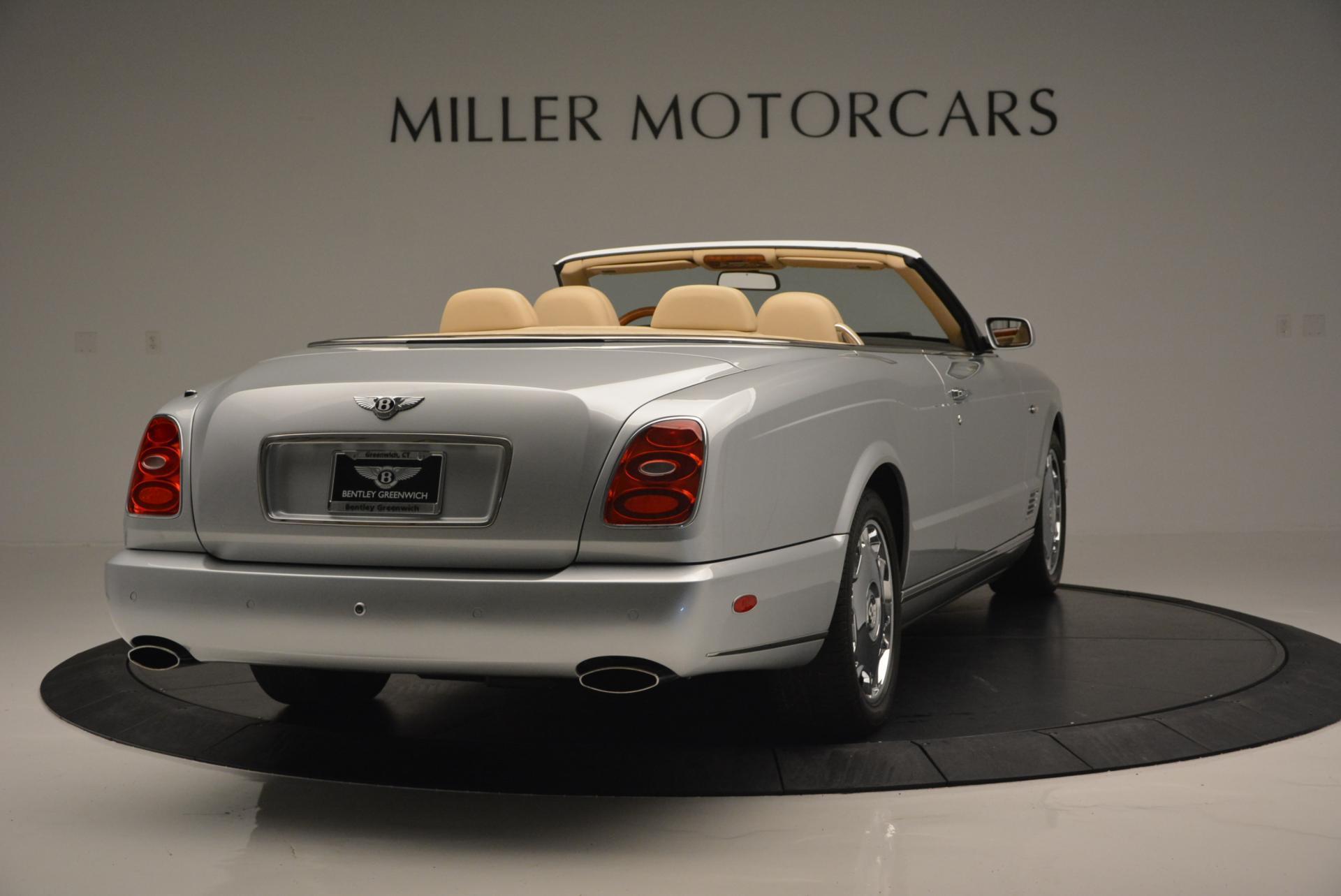 Used 2008 Bentley Azure  For Sale In Westport, CT 12_p8