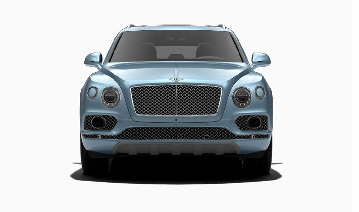 Used 2017 Bentley Bentayga  For Sale In Westport, CT 1200_p2