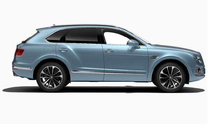 Used 2017 Bentley Bentayga  For Sale In Westport, CT 1200_p3