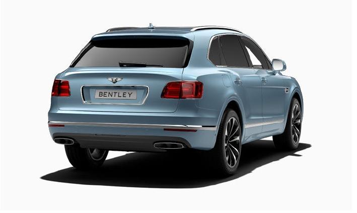 Used 2017 Bentley Bentayga  For Sale In Westport, CT 1200_p4
