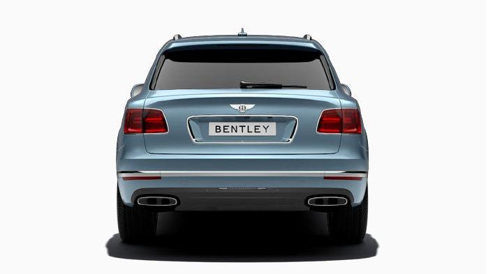 Used 2017 Bentley Bentayga  For Sale In Westport, CT 1200_p5