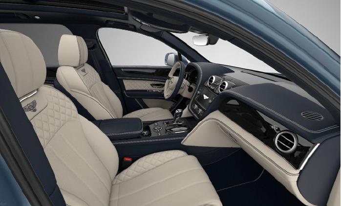 Used 2017 Bentley Bentayga  For Sale In Westport, CT 1200_p6