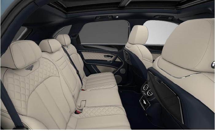 Used 2017 Bentley Bentayga  For Sale In Westport, CT 1200_p7