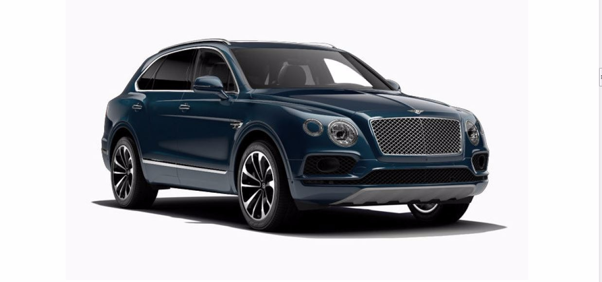Used 2017 Bentley Bentayga W12 For Sale In Westport, CT 1201_main