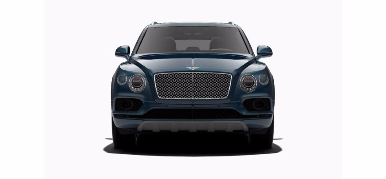 Used 2017 Bentley Bentayga W12 For Sale In Westport, CT 1201_p2
