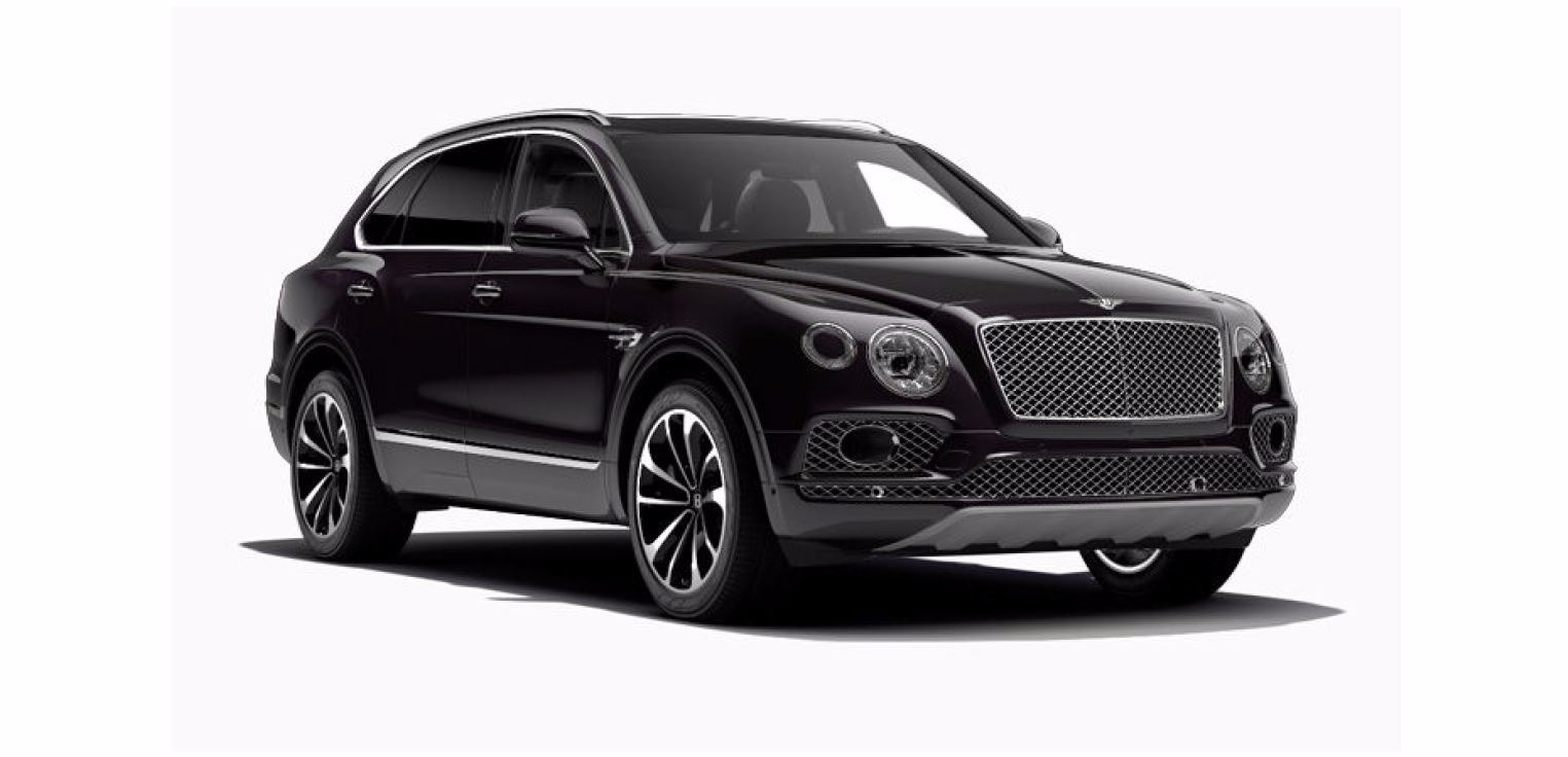 Used 2017 Bentley Bentayga W12 For Sale In Westport, CT 1204_main