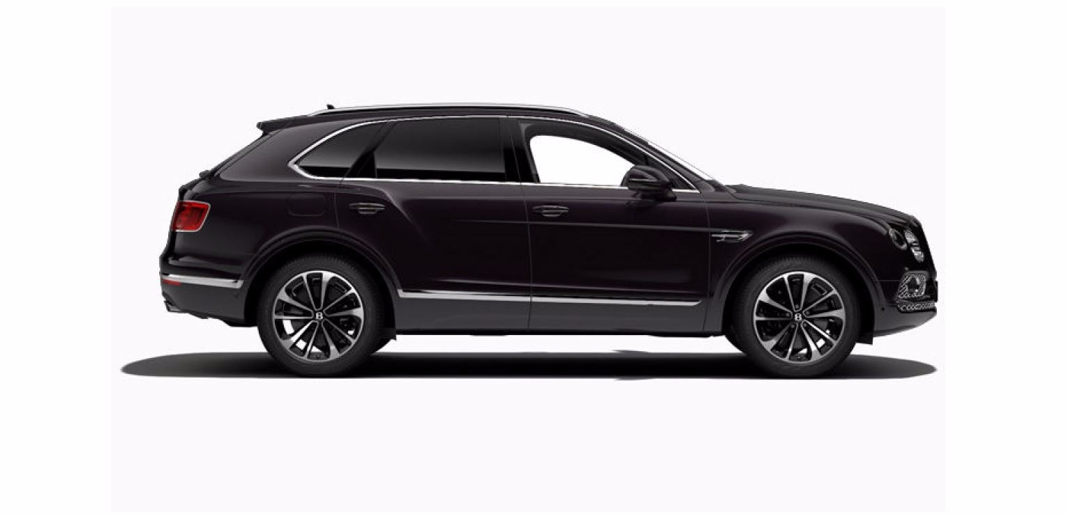 Used 2017 Bentley Bentayga W12 For Sale In Westport, CT 1204_p3