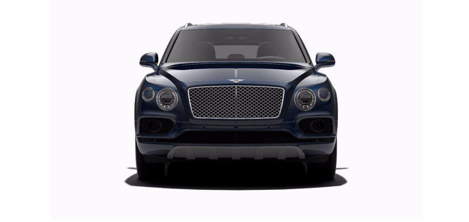 Used 2017 Bentley Bentayga W12 For Sale In Westport, CT 1205_p2