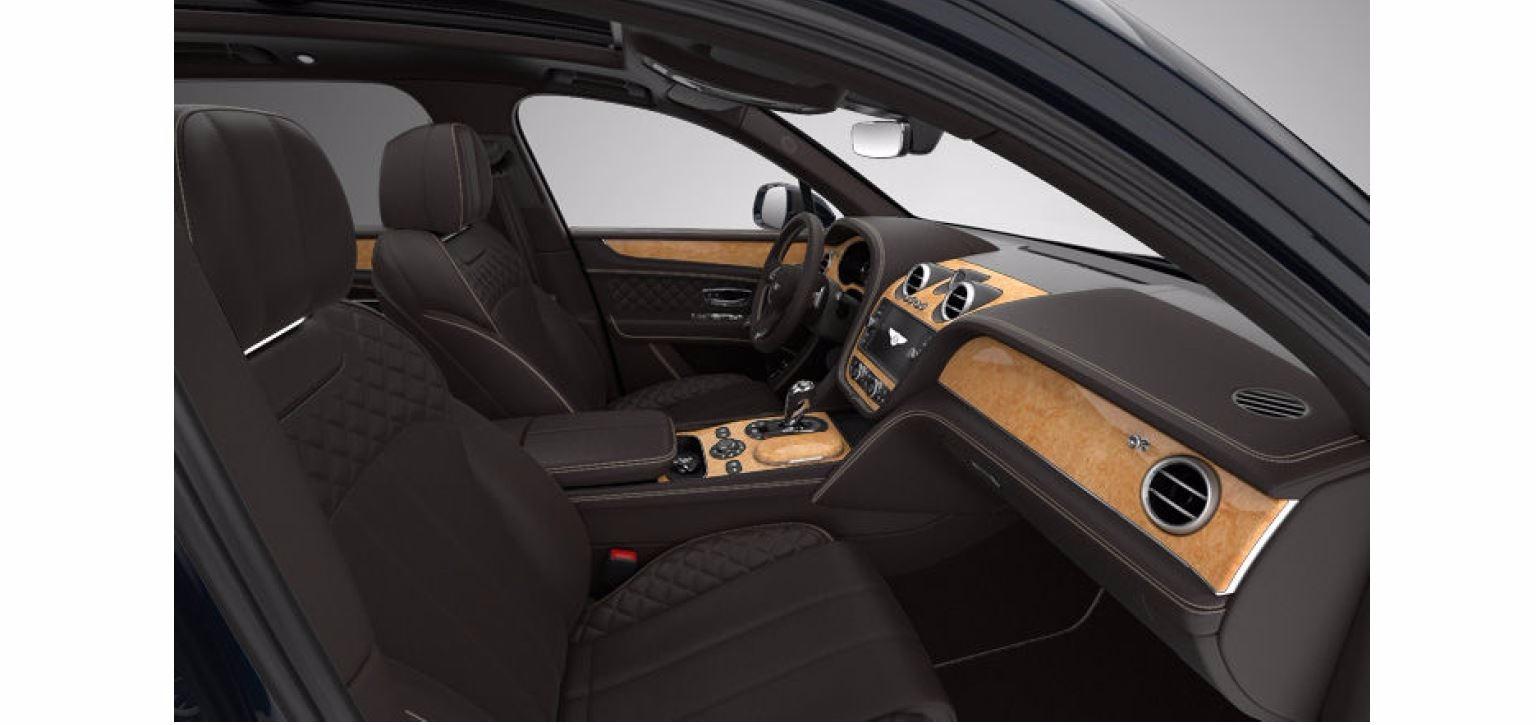 Used 2017 Bentley Bentayga W12 For Sale In Westport, CT 1205_p6