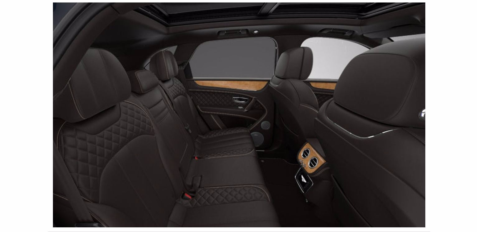 Used 2017 Bentley Bentayga W12 For Sale In Westport, CT 1205_p7