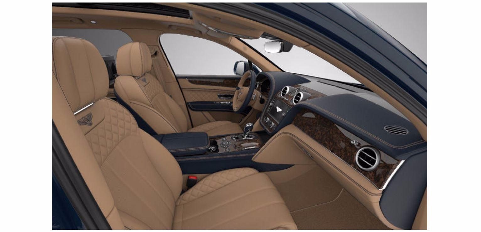 Used 2017 Bentley Bentayga W12 For Sale In Westport, CT 1206_p6