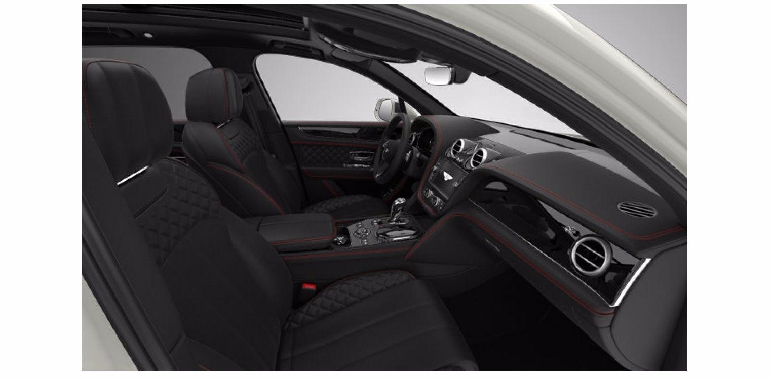 Used 2017 Bentley Bentayga W12 For Sale In Westport, CT 1207_p6