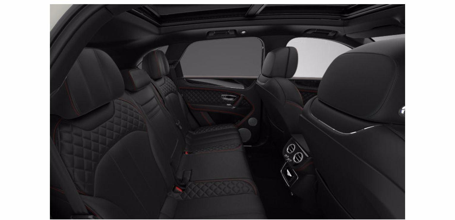 Used 2017 Bentley Bentayga W12 For Sale In Westport, CT 1207_p7