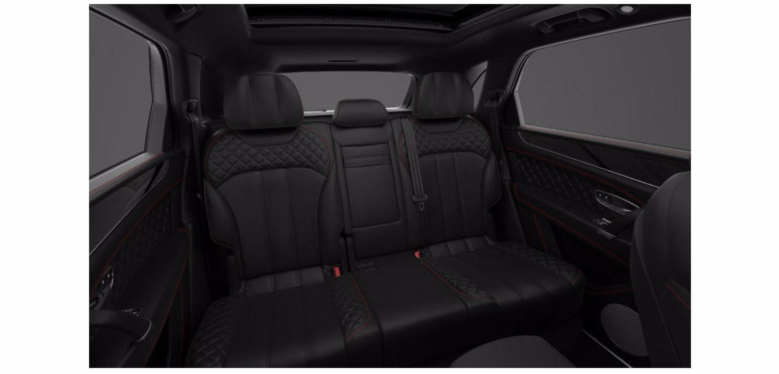 Used 2017 Bentley Bentayga W12 For Sale In Westport, CT 1207_p8