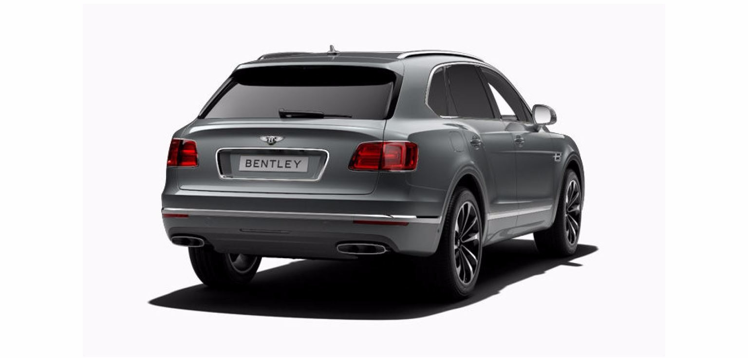 Used 2017 Bentley Bentayga W12 For Sale In Westport, CT 1208_p4