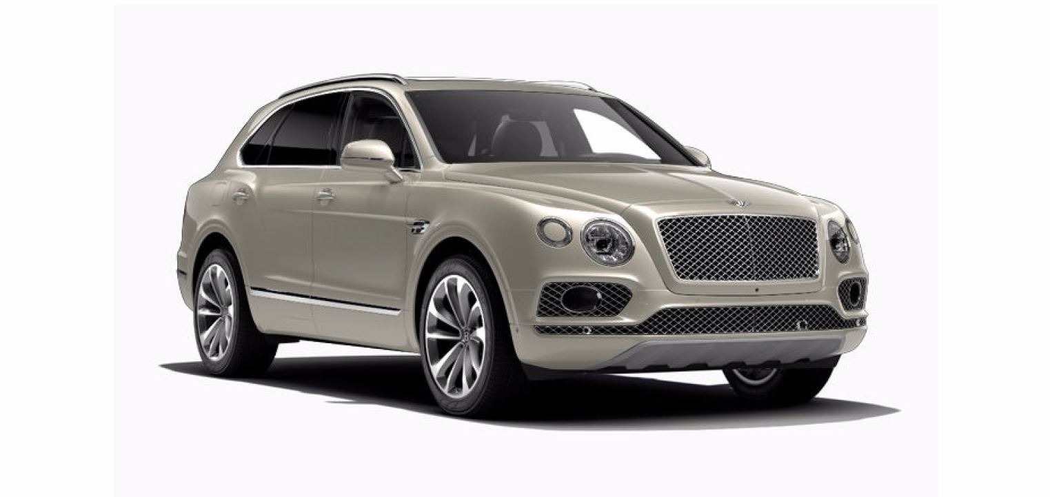 Used 2017 Bentley Bentayga W12 For Sale In Westport, CT