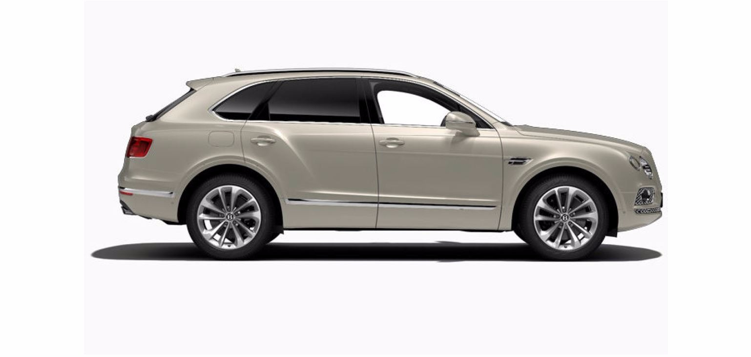 Used 2017 Bentley Bentayga W12 For Sale In Westport, CT 1209_p3