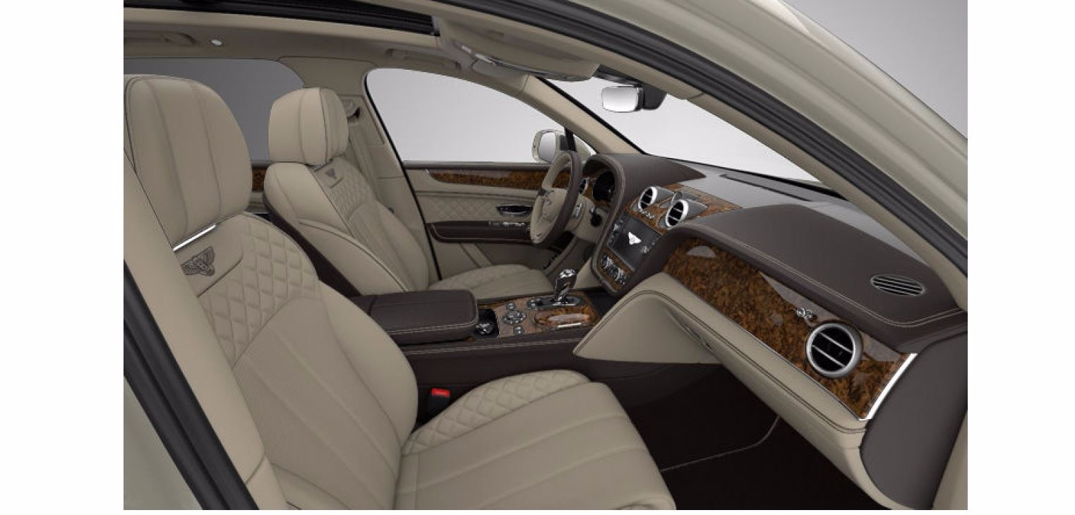 Used 2017 Bentley Bentayga W12 For Sale In Westport, CT 1209_p6