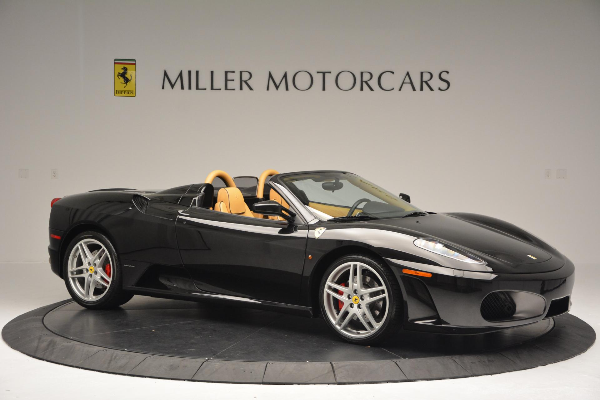 Used 2005 Ferrari F430 Spider F1 For Sale In Westport, CT 121_p10