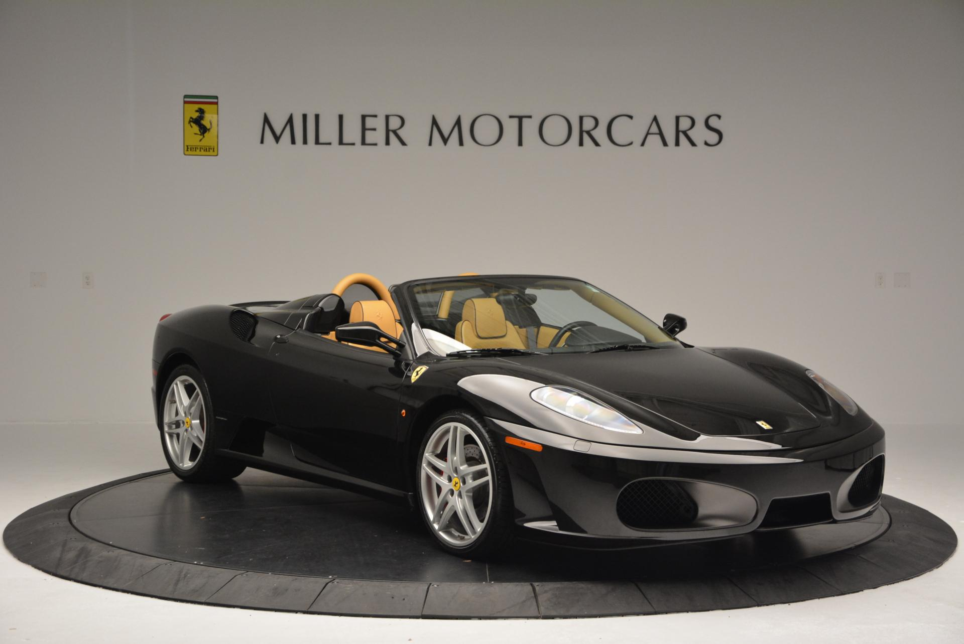 Used 2005 Ferrari F430 Spider F1 For Sale In Westport, CT 121_p11