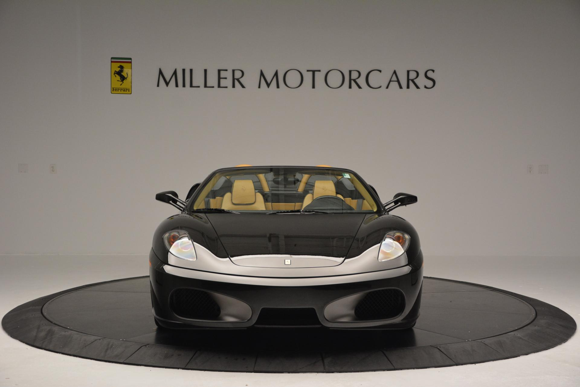 Used 2005 Ferrari F430 Spider F1 For Sale In Westport, CT 121_p12