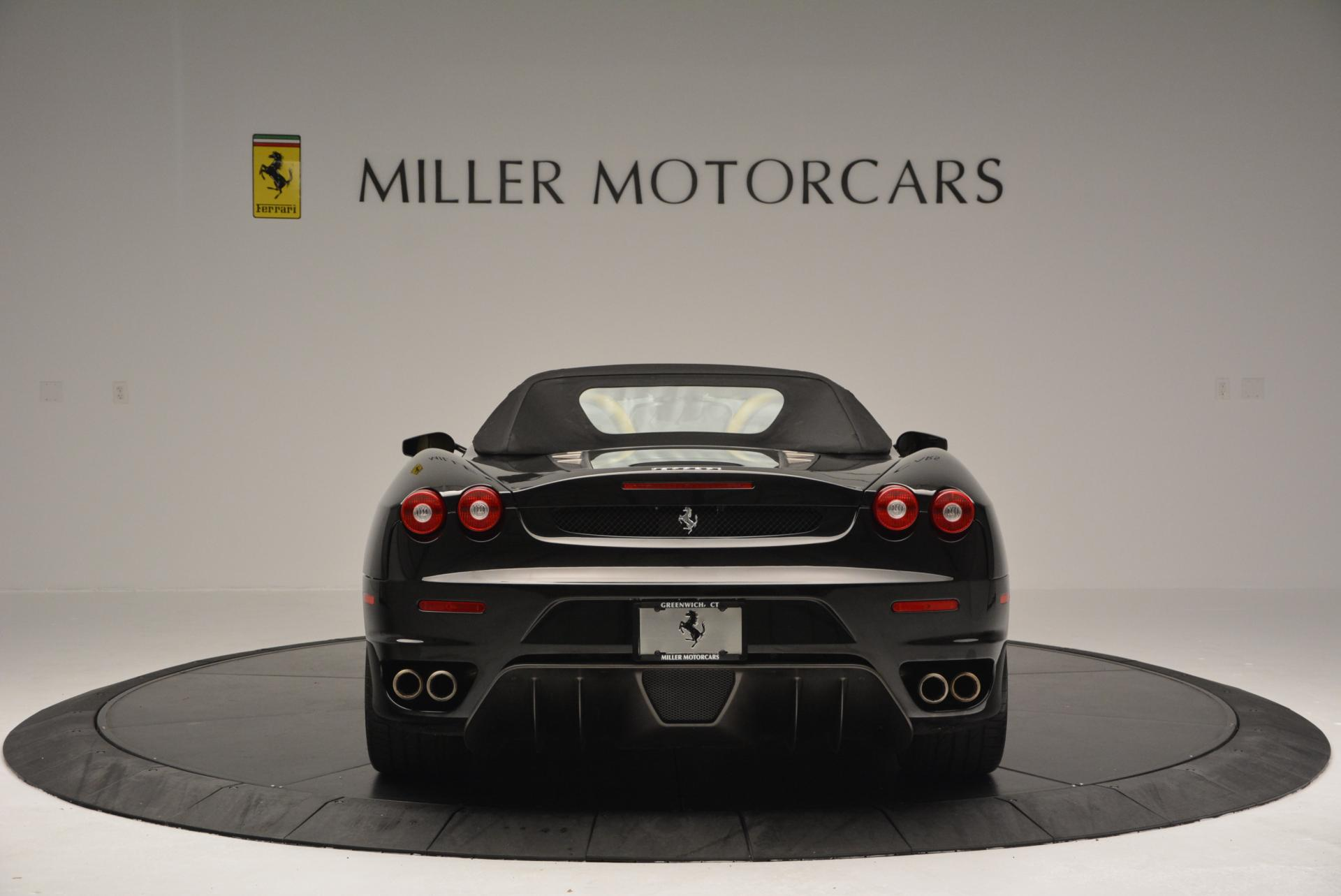 Used 2005 Ferrari F430 Spider F1 For Sale In Westport, CT 121_p18