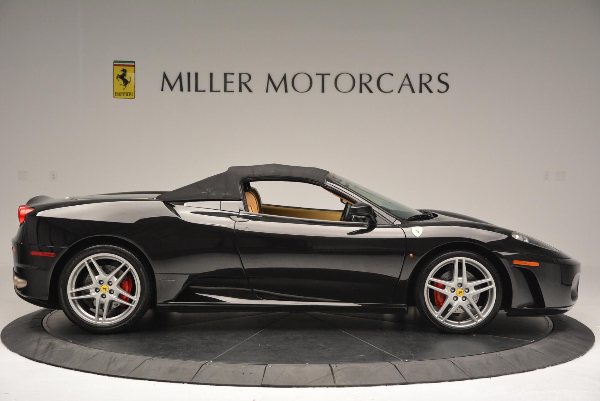 Used 2005 Ferrari F430 Spider F1 For Sale In Westport, CT 121_p21
