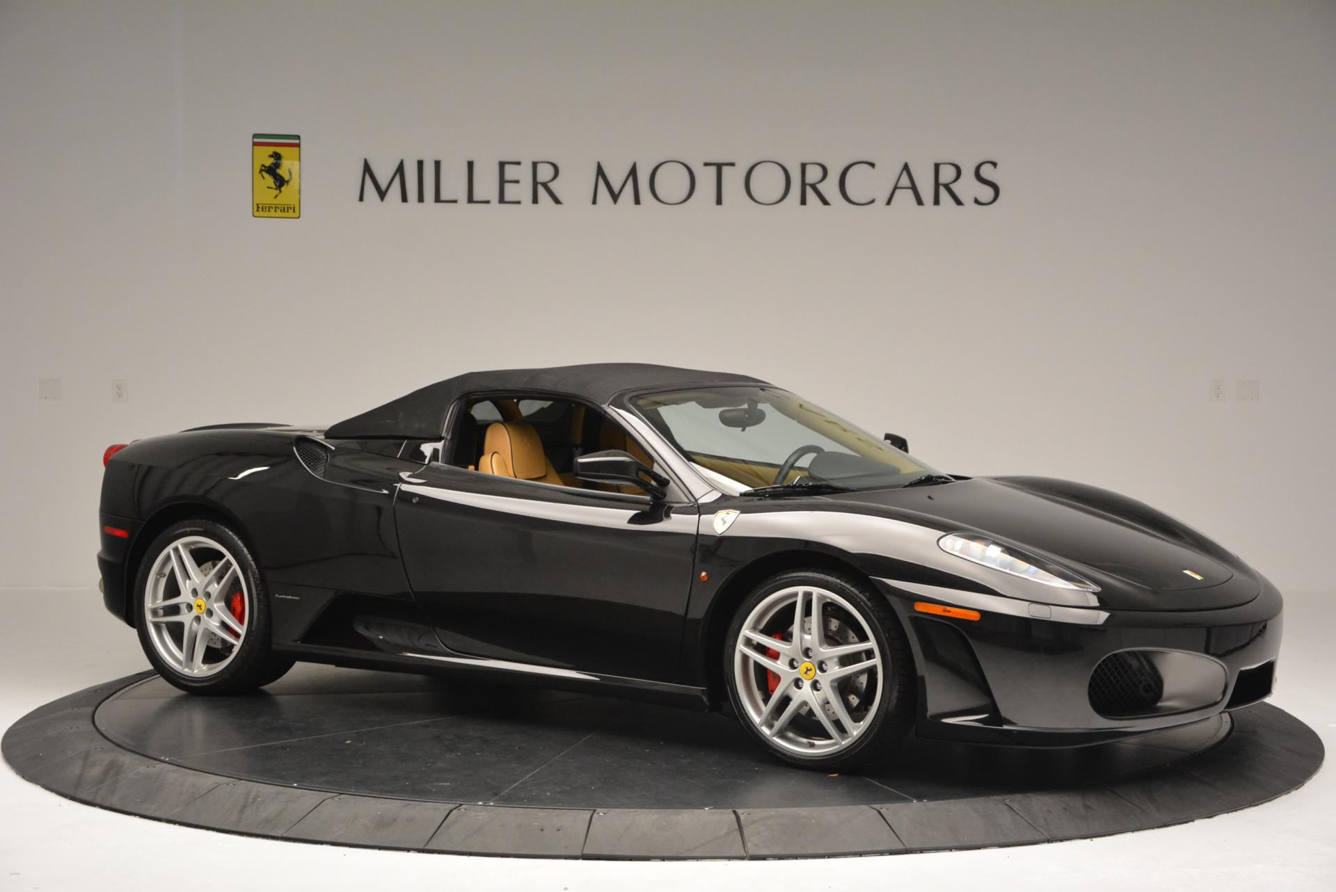 Used 2005 Ferrari F430 Spider F1 For Sale In Westport, CT 121_p22