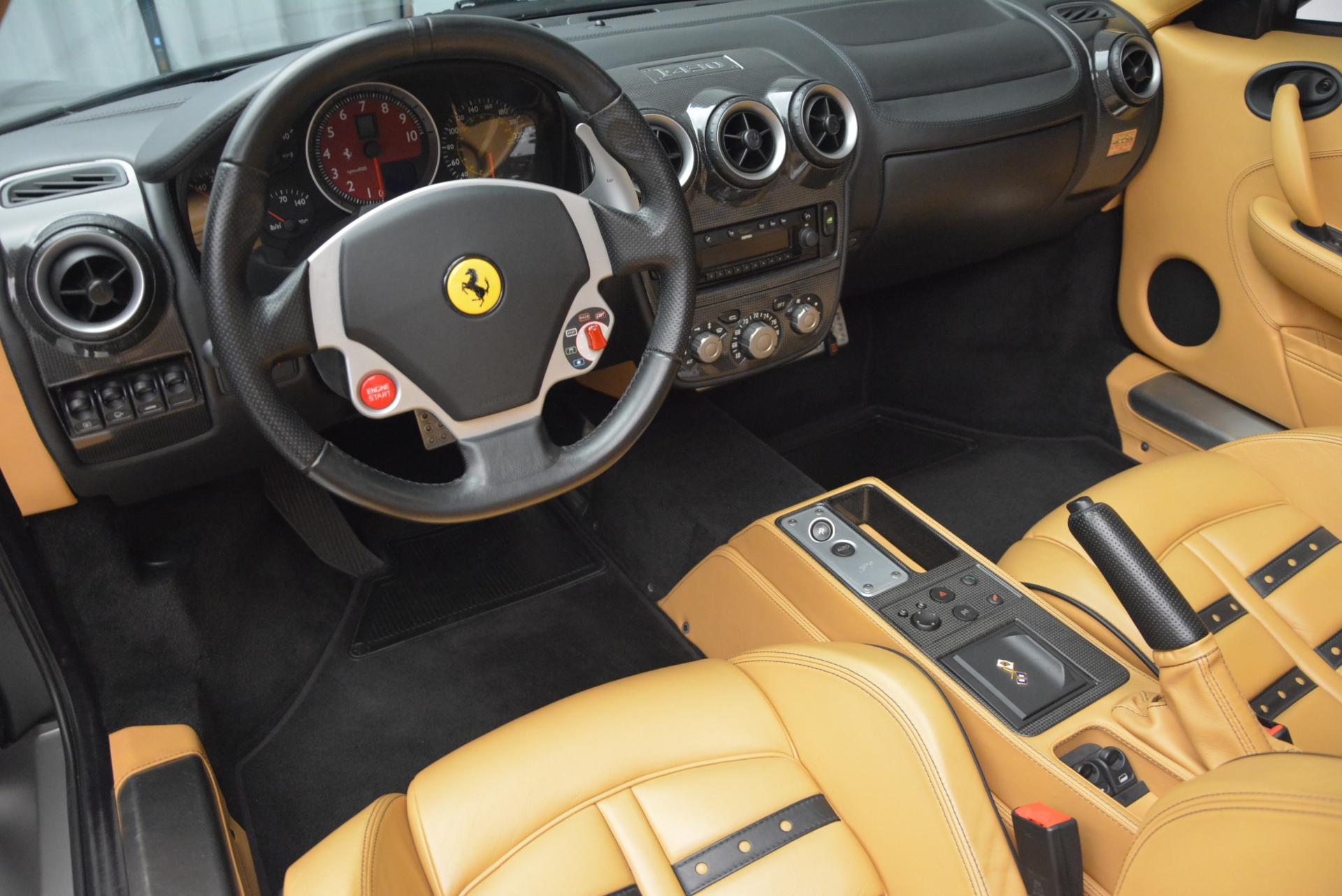 Used 2005 Ferrari F430 Spider F1 For Sale In Westport, CT 121_p25