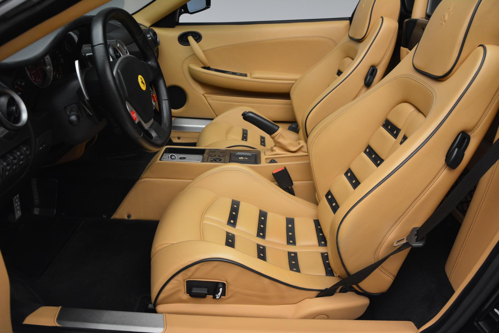 Used 2005 Ferrari F430 Spider F1 For Sale In Westport, CT 121_p26