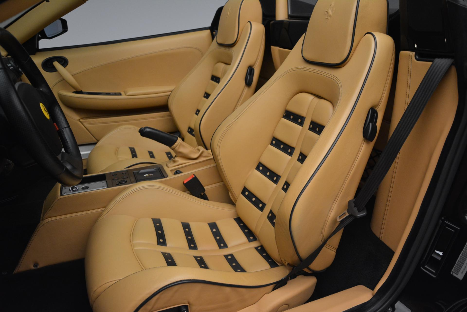 Used 2005 Ferrari F430 Spider F1 For Sale In Westport, CT 121_p27