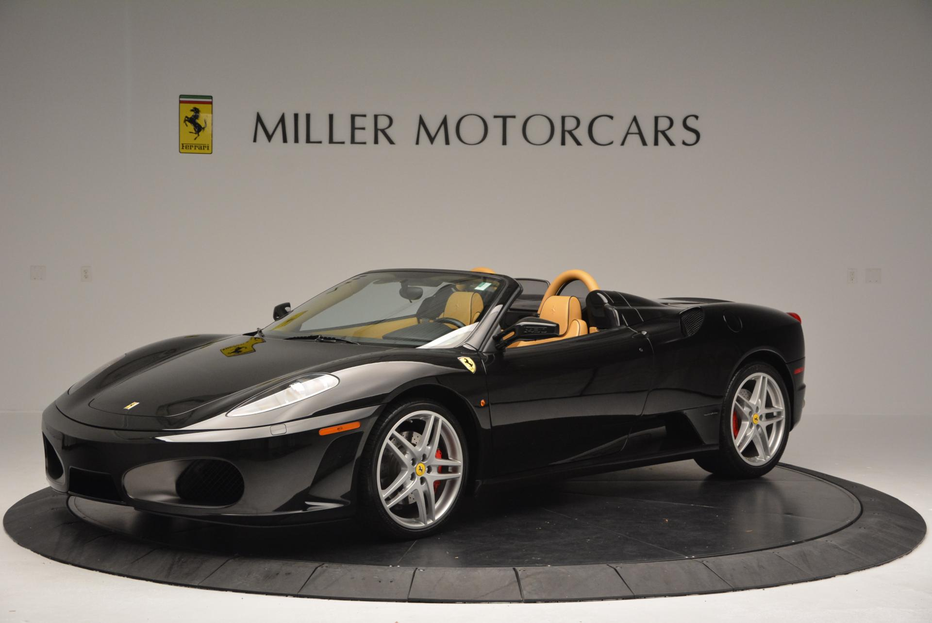 Used 2005 Ferrari F430 Spider F1 For Sale In Westport, CT 121_p2