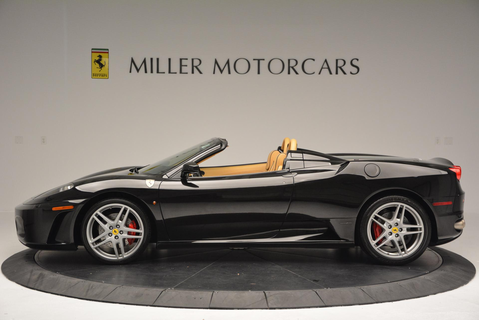 Used 2005 Ferrari F430 Spider F1 For Sale In Westport, CT 121_p3