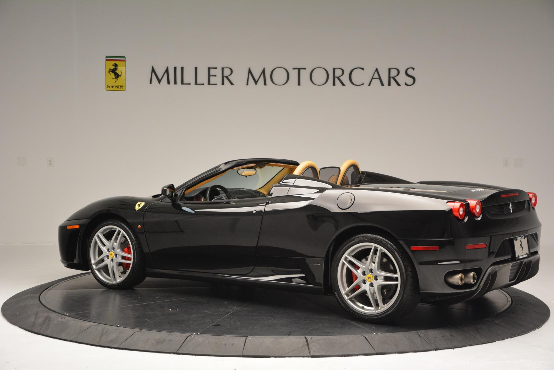 Used 2005 Ferrari F430 Spider F1 For Sale In Westport, CT 121_p4