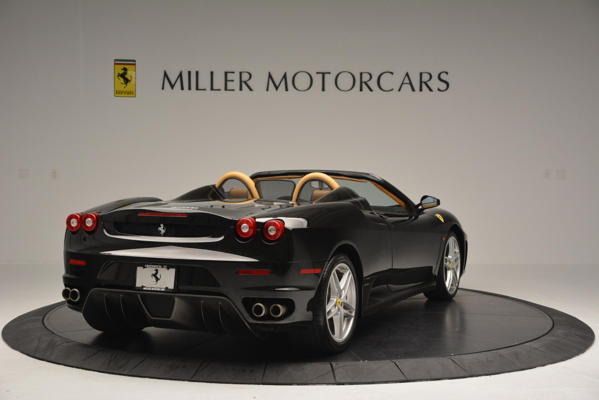 Used 2005 Ferrari F430 Spider F1 For Sale In Westport, CT 121_p7