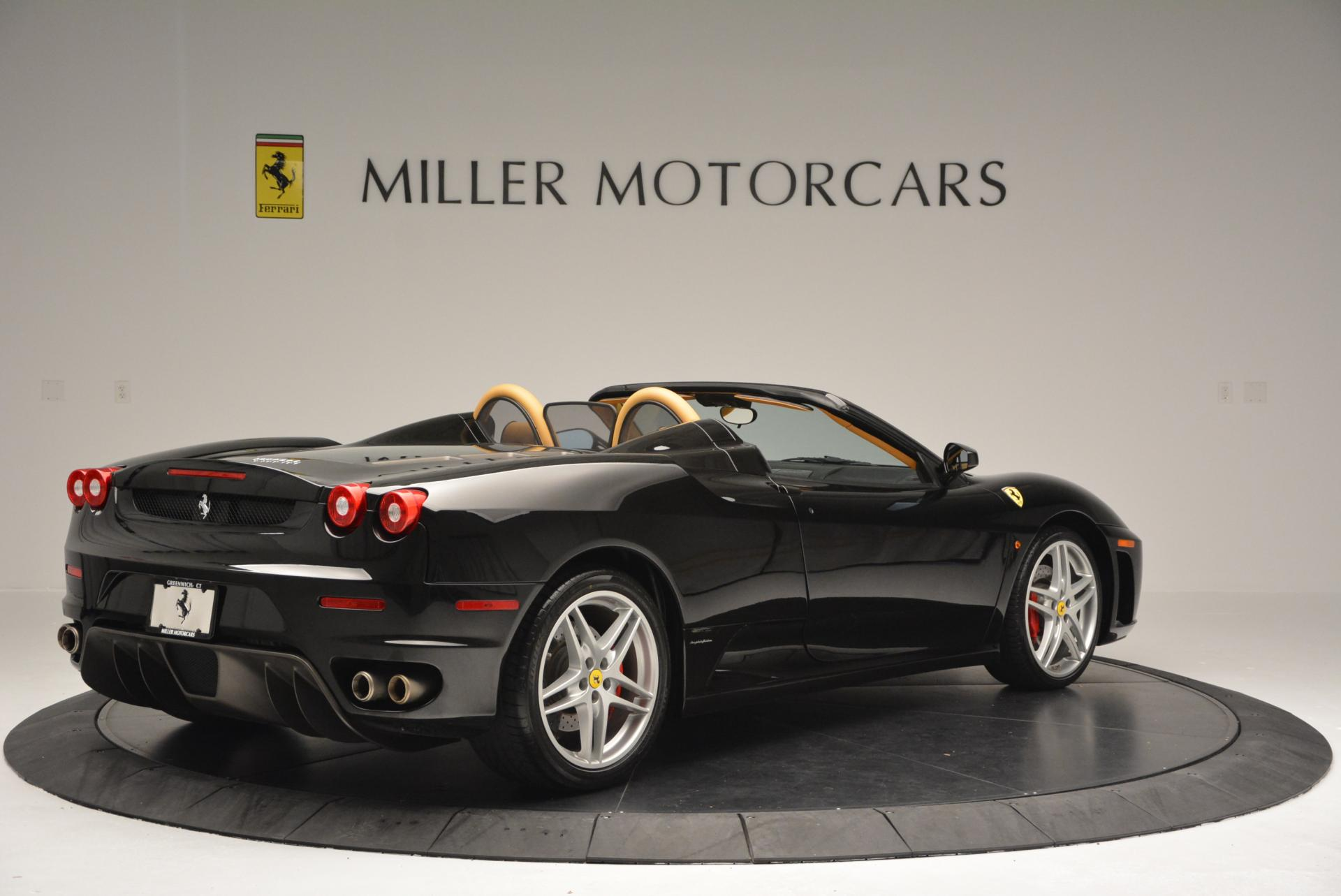 Used 2005 Ferrari F430 Spider F1 For Sale In Westport, CT 121_p8
