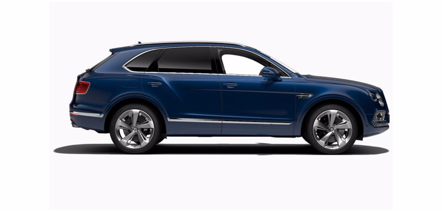Used 2017 Bentley Bentayga W12 For Sale In Westport, CT 1210_p3