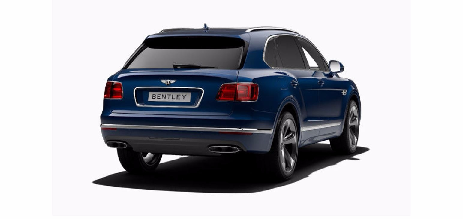 Used 2017 Bentley Bentayga W12 For Sale In Westport, CT 1210_p4