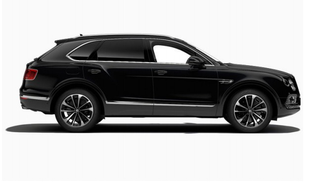 Used 2017 Bentley Bentayga  For Sale In Westport, CT 1211_p3